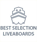 Best selection of Thailand liveaboards