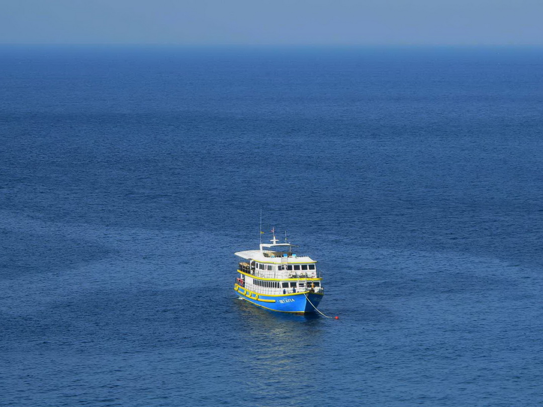 5 Days Similan islands liveaboard MV Oktavia
