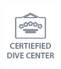 Similan Dive Center is a certified dive center