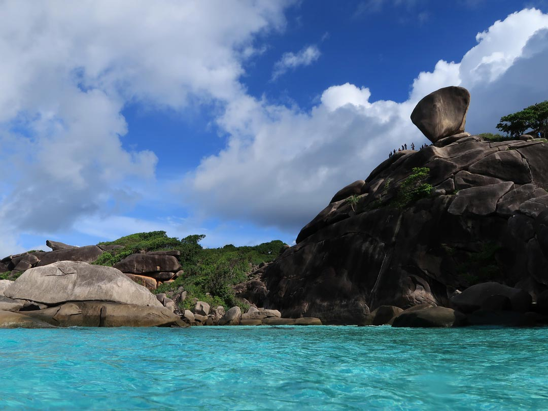 Go Similan on this Similan islands snorkeling daytrip