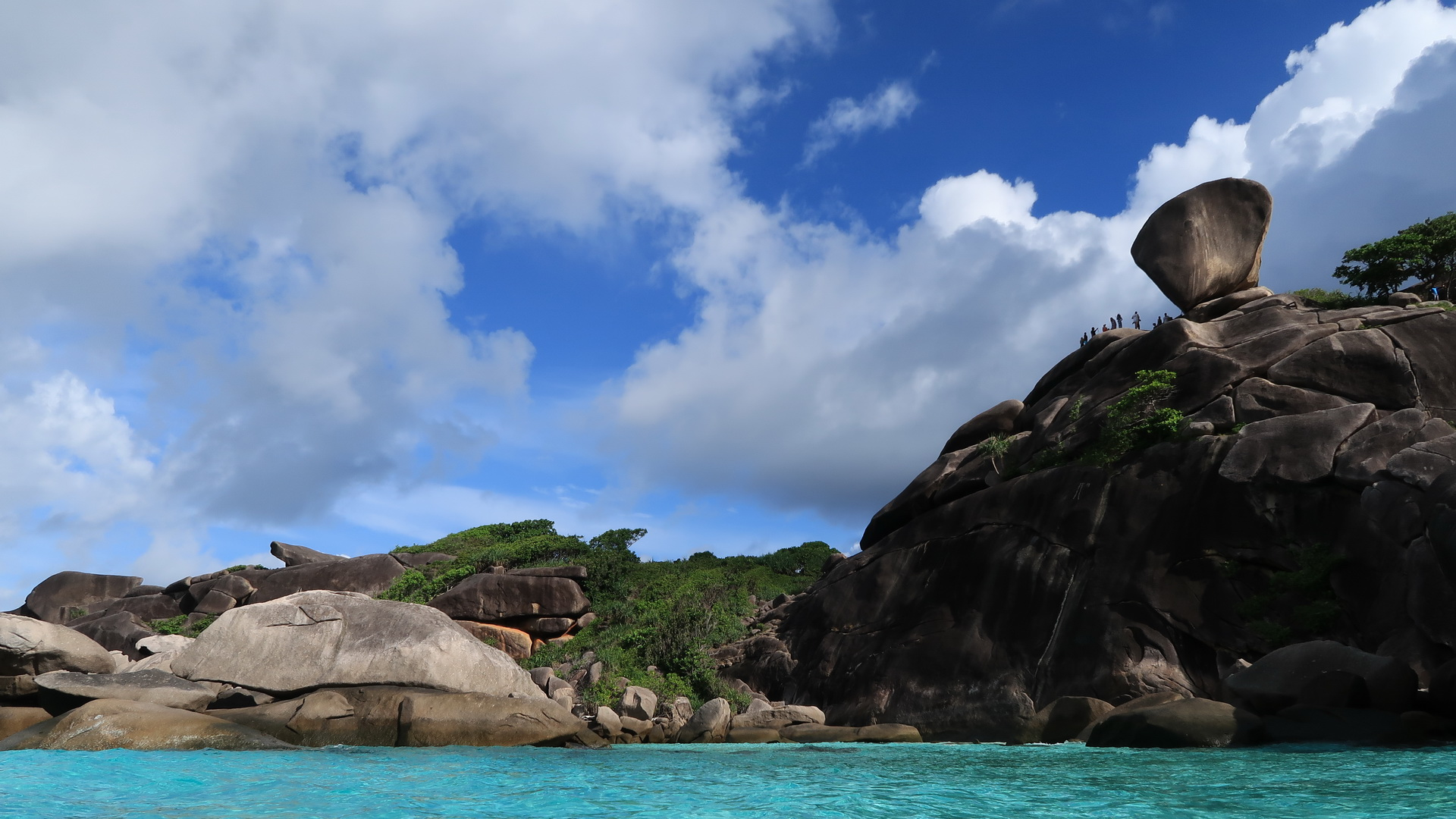 Similan islands snorkelling day trip from Khao Lak or ...
