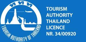 Tourism Authority Thailand license