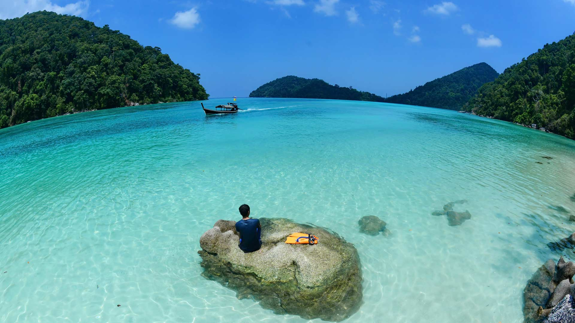 Surin islands 2 days - 1 night overnight snorkeling tour