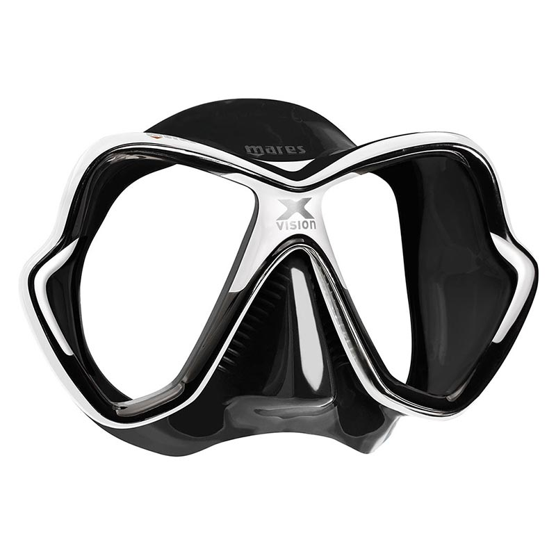 Diving and snorkeling mask
